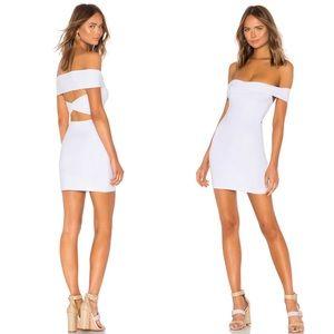 NWT Lovers + Friends Wilcox Open Back Dress